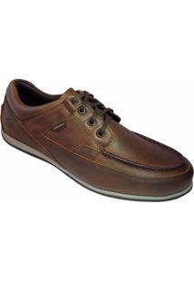 Sapato Hayabusa Enter 10 - Masculino-Marrom Claro