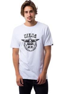 Camiseta C1Rca Eye Skateboard - Masculino