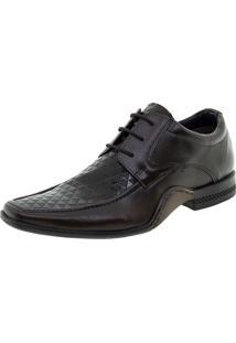Sapato Masculino Social Café Tratos - 6220