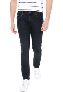 Calça Jeans Tommy Hilfiger Slim Denton Azul-Marinho
