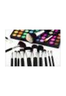 Painel Adesivo De Parede - Salão De Beleza - Maquiagem - 819Png