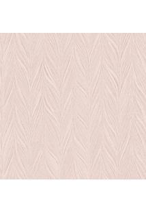 Papel De Parede Abstrato- Rosê & Rosa Claro- 1000X52Shark Metais