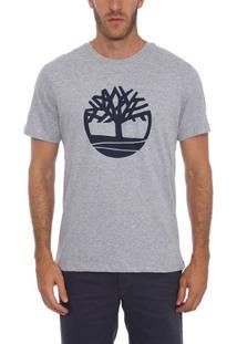 Camiseta Manga Curta Kennebec River Tree