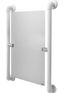 Espelho Inclinável Astra Epi/Ab1 Br Com Barra Branca