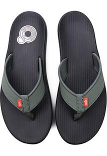 Chinelo Nike Kepa Kai Thong Masculino - Masculino-Preto+Verde