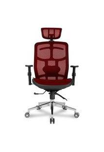 Cadeira Dt3 Office Diana V2, Red - 11728-9