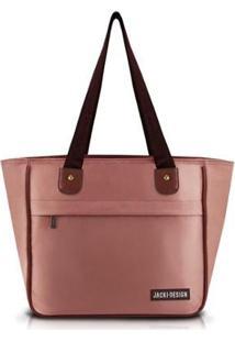 Bolsa Jacki Design - Unissex-Rosa