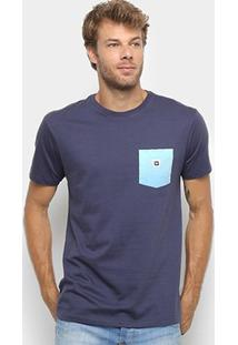 Camiseta Hang Loose Estampada Sunpocket Masculina - Masculino