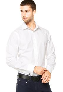 Camisa Calvin Klein Jeans White Label Branca