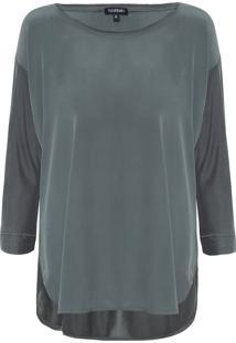 Blusa Feminina Cris - Verde
