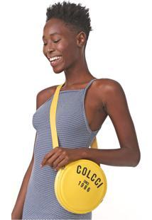 Bolsa Colcci Quebek Amarela