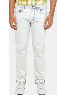 Calça Jeans Slim Colcci John Skn Ind Masculina - Masculino