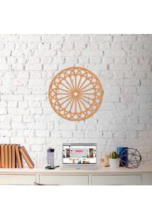 Escultura De Parede A Laser Mandala Formas