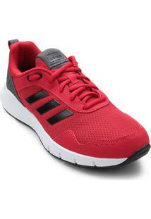 Tênis Adidas Fluidcloud Neutral Masculino - Masculino-Vermelho+Preto