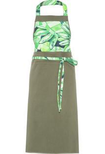 Avental Feminino Tarsila Múq - Verde