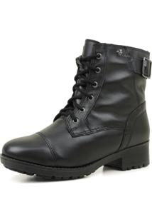 Bota Térmica Fiero Para Neve Utah Forro Thermal Warm Protection Preto