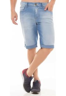 Bermuda Jeans Osmoze Middle Masculina - Masculino