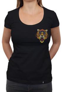 Radicalanimal#02 - Camiseta Clássica Feminina