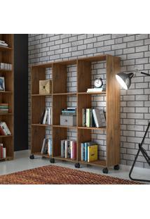 Estante Para Livros Vazado A2 Nn Nobre - Dalla Costa