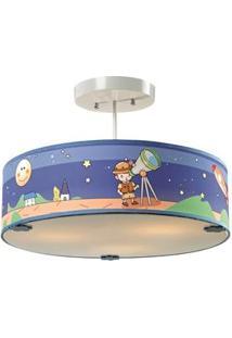 Pendente Taschibra Kids Space - Azul