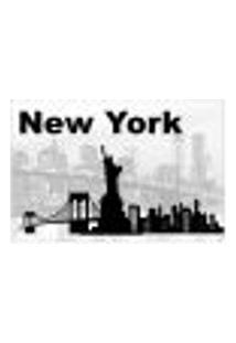 Painel Adesivo De Parede - Nova York - 1320Pnp