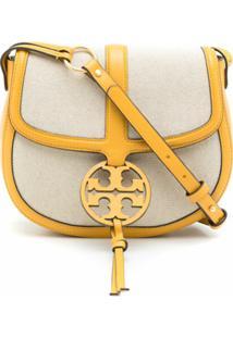 Tory Burch Bolsa Tiracolo Miller - Amarelo