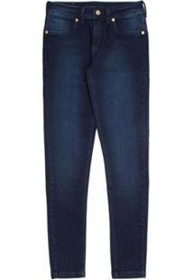 Calça Jeans Aleatory Feminina Light - Feminino