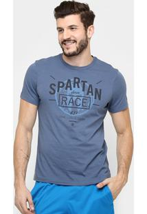 Camiseta Reebok Spartan Race Bi-Blend - Masculino