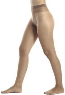 Meia Calça Essencial Loba Fio 15 - Feminino-Bege