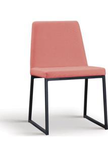 Cadeira De Jantar Yanka Coral