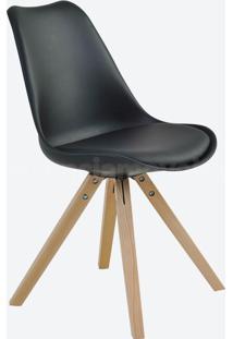 Cadeira Lígia Preto Fosco