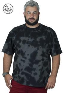 Camiseta Bigshirts Tingiday Preta