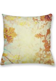 Capa De Almofada Decorativa Own Outono 45X45 - Somente Capa