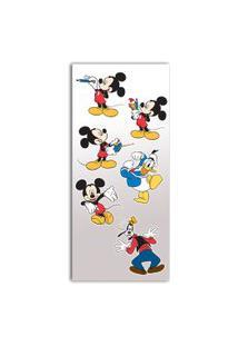 Adesivo De Parede Mickey - 56X25 Cm - Gedex