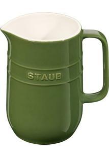 Jarra De Cerâmica Staub Verde Basil 1L - 18396