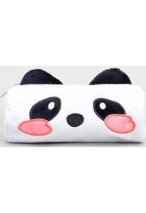 Nécessaire Estojo Panda