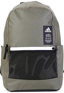 49b03a9dc ... Mochila Adidas Classic Urban - Unissex-Verde Militar