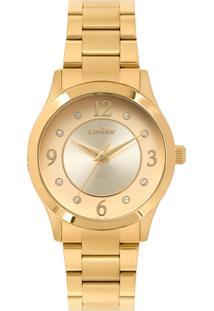 Relógio Condor Analógico Bracelete Co2036Kvb4D - Dourado - Kanui