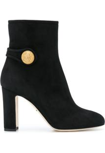 Dolce & Gabbana Ankle Boot 'Vally' - Preto