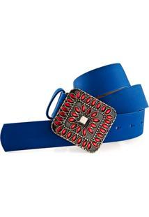 Cinto Lo Lettá Glimmer Azul