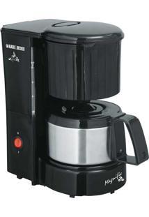 Cafeteira Elétrica Prepara 12 Xícaras, 600W De Potência, Jarra Em Aço Inox, Placa Aquecedora Que Mantém A Jarra Aquecida - Cm12 Black Decker