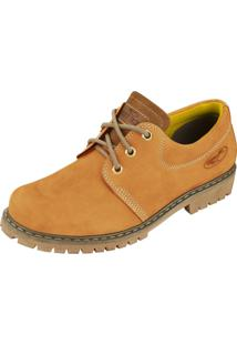 Sapato Beeton Walker402N Caramelo
