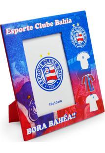 Porta Retrato Minas De Presentes De Papelão Para 1 Foto 10X15Cm - Bahia Azul