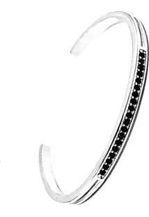 Pulseira Silver Riviere