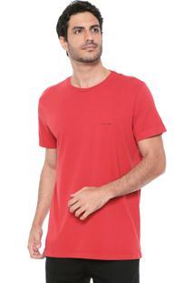 Camiseta Richards Bikers Vermelha