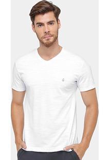 Camiseta Tigs Básica Flamê Masculina - Masculino