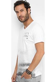Camiseta Kohmar Marmorizada Degradê Masculina - Masculino