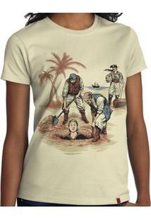 RedBug. Camiseta Tesouro Perdido 6568edaf63ec2