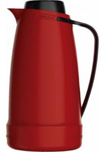 Garrafa Térmica De Mesa Termolar Dama Cor Vermelha 1L Ref 55683