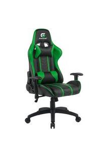 Cadeira Gamer Fortrek Black Hawk Black/Green - 70511